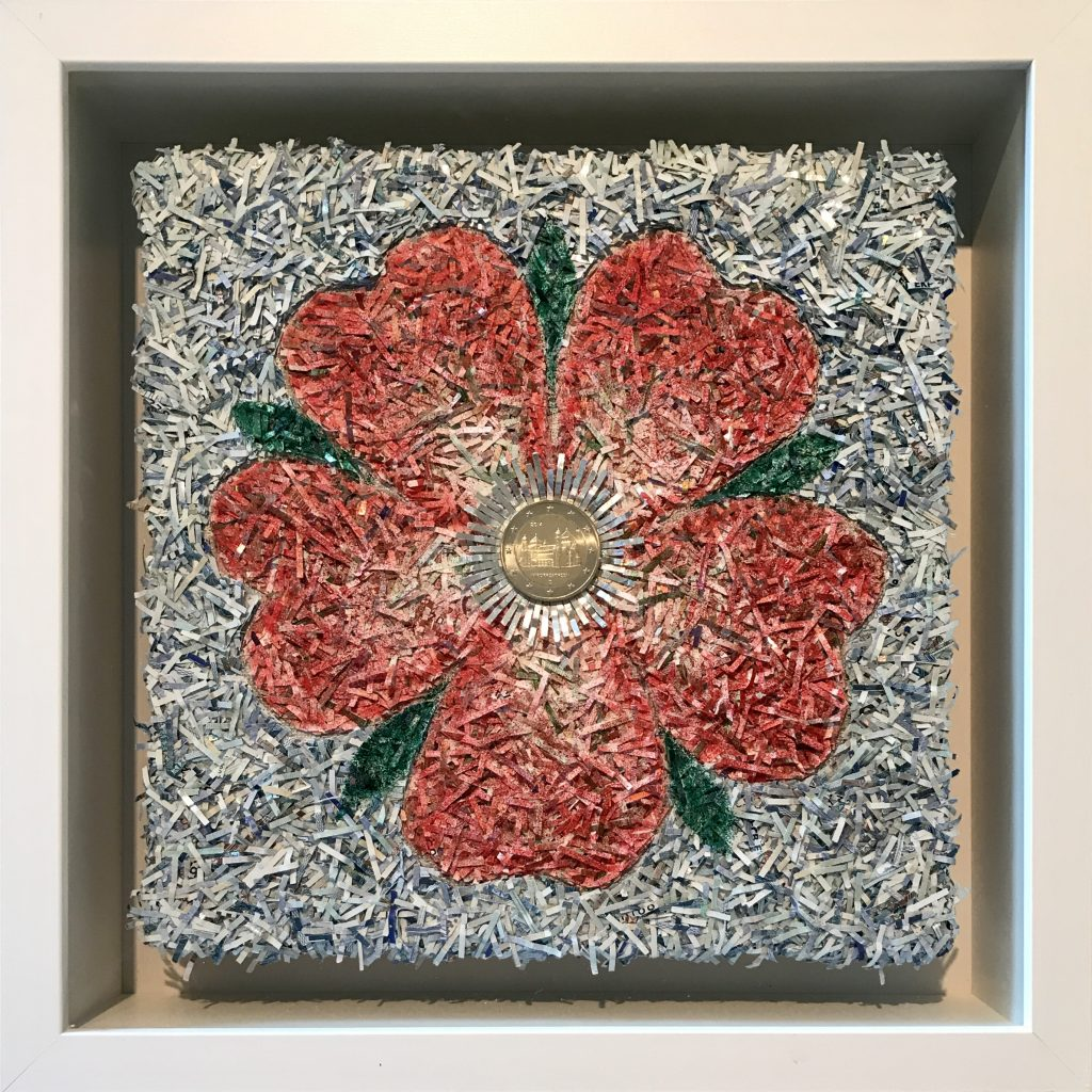 """Unbezahlbar """"Hildesheimer Rose"""""""